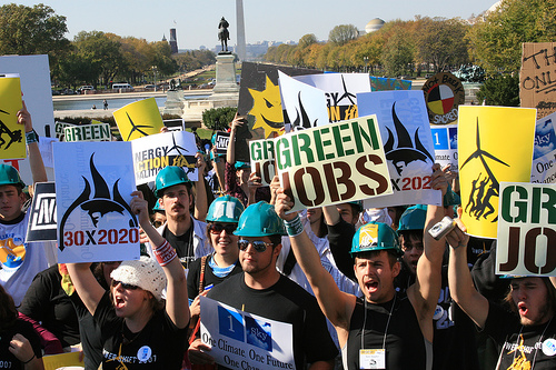 powershiftgreenjobsrally