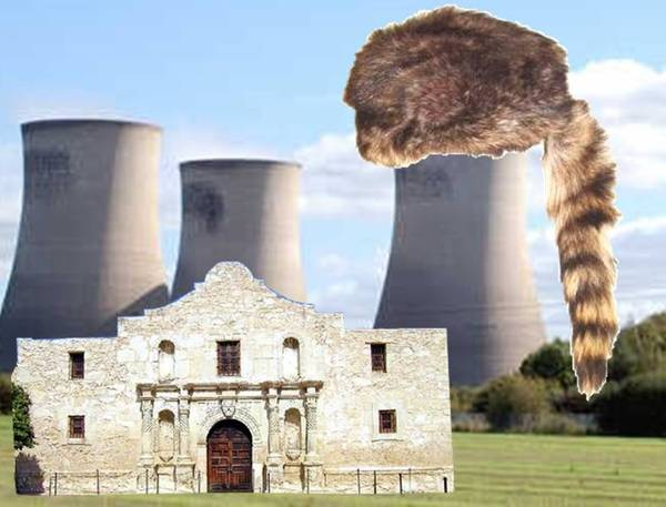 Dont Nuke The Alamo:  Local Power Coalition, opposes new Nuclear Reactors