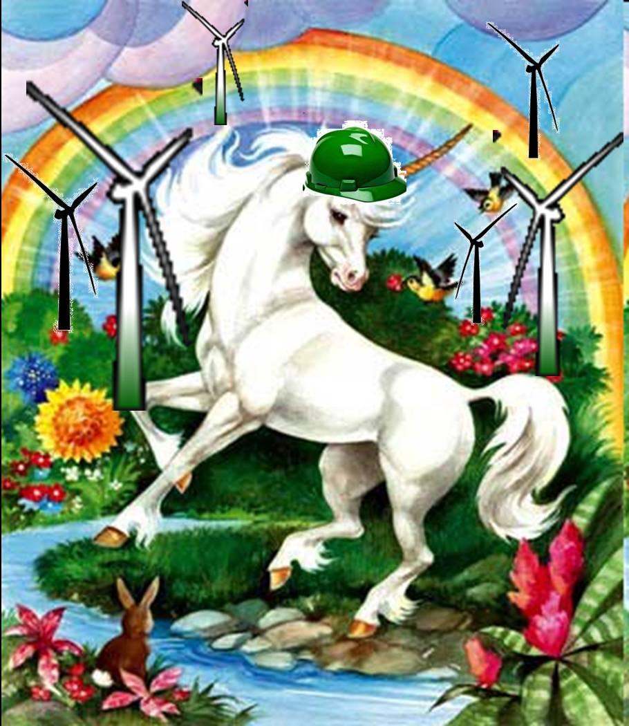 Green Jobs Unicorn