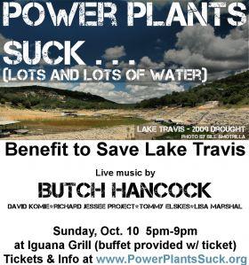 Power Plants Suck Event