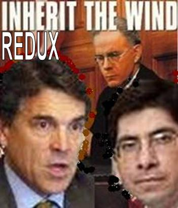INHERIT THE WIND - REDUX