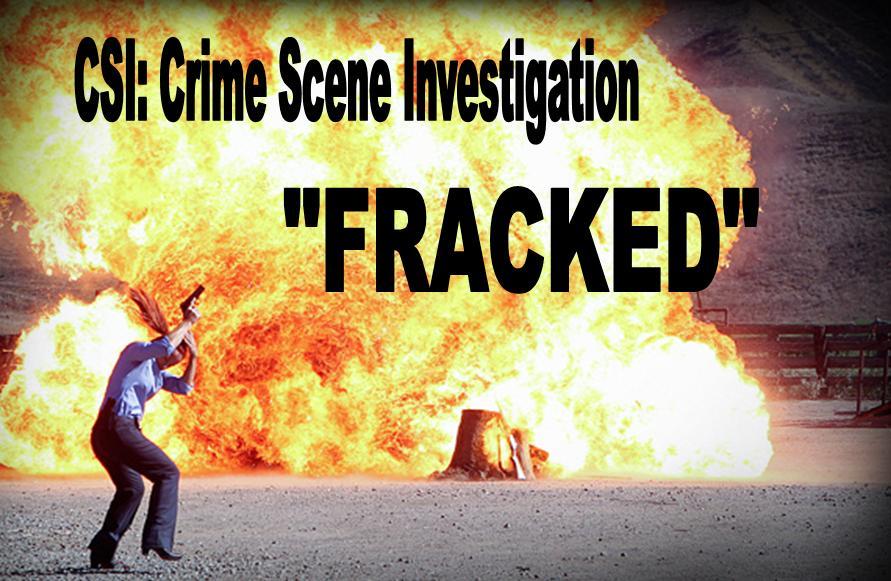 "CSI: Crime Scene Investigation - ""Fracked"""