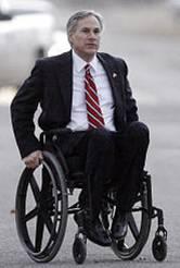 Texas Attorney General Greg Abbot