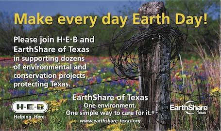 Earthshare - HEB campaign 2011