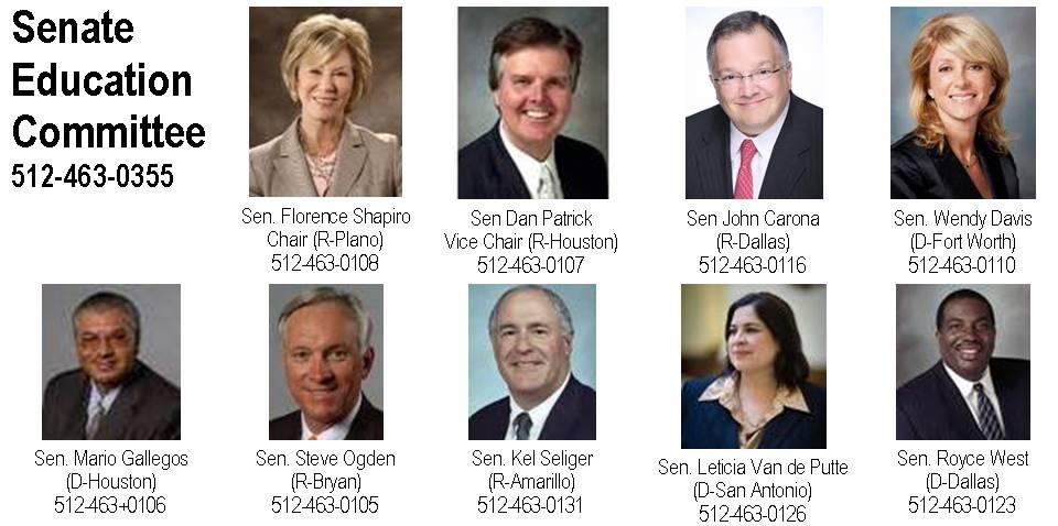 Senate Education Committee