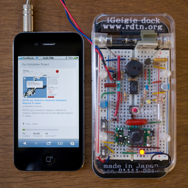 Need a geiger counter? There's an app for that! - TexasVox: The