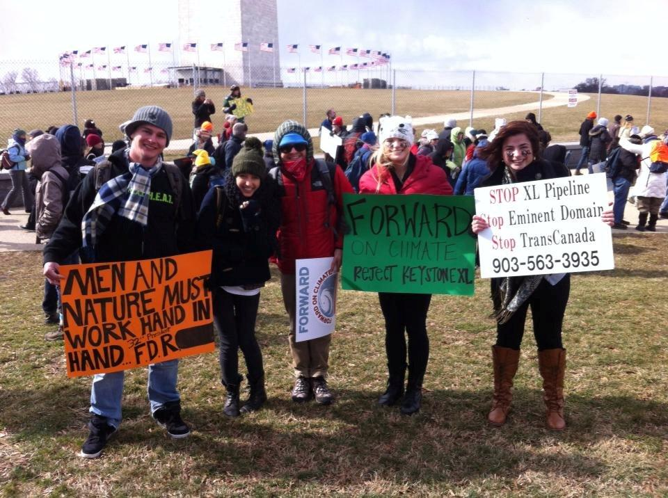 2013-02-17 Forward on Climate Rally on the National Mall