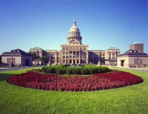 Texas Capitol - north view