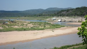 Spicewood Beach drought