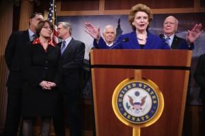 Senate Votes On 2014 Farm Bill