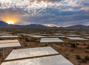 Ivanpah Solar Electric Generating System - Credit BrightSource Energy Flickr