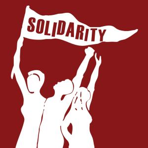 USAS solidarity