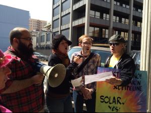 2014-03-07 No KXL Austin Protest
