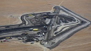 2014 North Dakota Oil Spil in a Wheat Farm  Photo from GREENPEACE