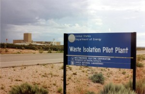 Carlsbad Nuclear Waste Isolation Pilot Plant