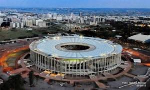 World Cup 2014 Eco Stadium