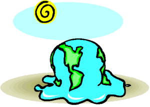 melting earth