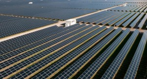 Barilla Solar Project - Photo from First Solar
