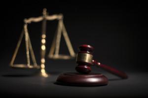 courtroom symbol