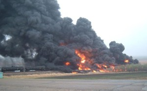 ND Oil Train Explosion