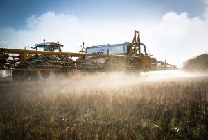 Chafer Sentry Herbicide Application