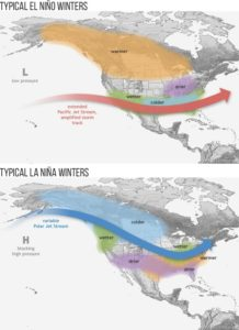 Winter Comparison - NOAA Climate.gov