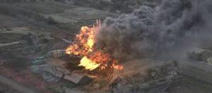 West fertilizer facility explosion 2