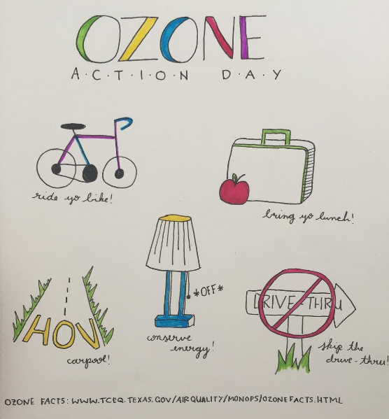 What is Ozone Pollution and what is an Ozone Action Day? - CitizenVox