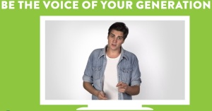 Climate Reality Project - Be the Voice of Your Generation