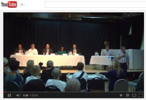 2014-09-29 Austin Mayoral Candiate Forum on AE Issues - YouTube