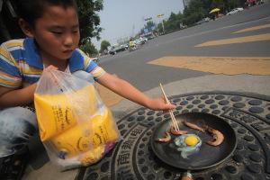 China Heat Wave- US China Daily