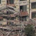 collapsed scaffolding cnn