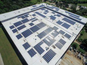 LegalZoom Austin Solar Installation - Meridian Solar